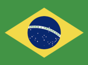 Bandeira Brasil-Português