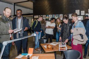 Exposição de Caligrafia Árabe em Copenhague